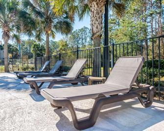 Sleep Inn & Suites University/Shands - Gainesville - Patio
