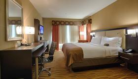 Holiday Inn Houston - Westchase - יוסטון - חדר שינה