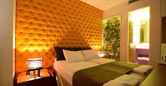 Boutique Rooms - Belgrad - Schlafzimmer