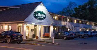 Bar Harbor Villager Motel - Downtown - Bar Harbor - Building