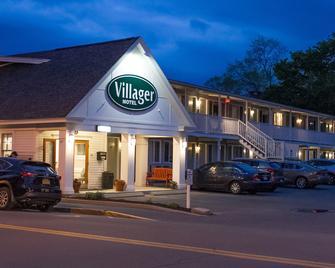 Bar Harbor Villager Motel- Downtown - Bar Harbor - Edificio