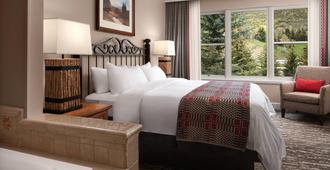 Marriott's Streamside Evergreen At Vail - Vail - Bedroom