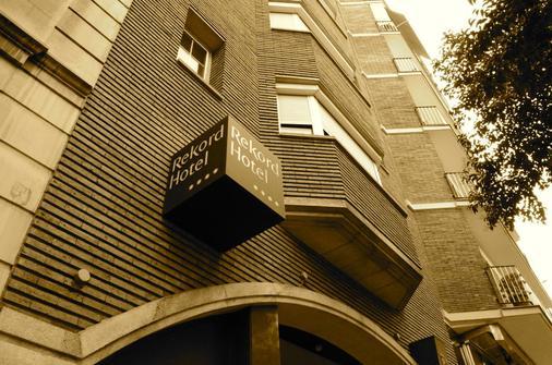 Hotel Rekord - Barcelona - Gebäude
