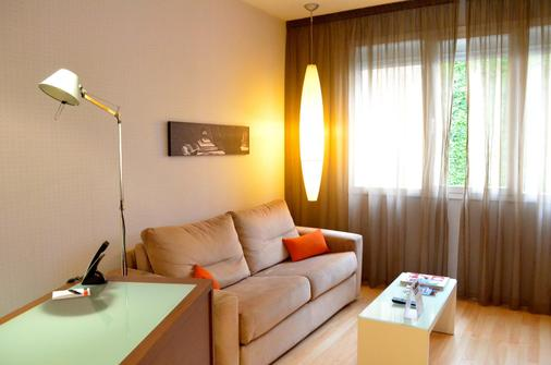 Hotel Rekord - Barcelona - Living room
