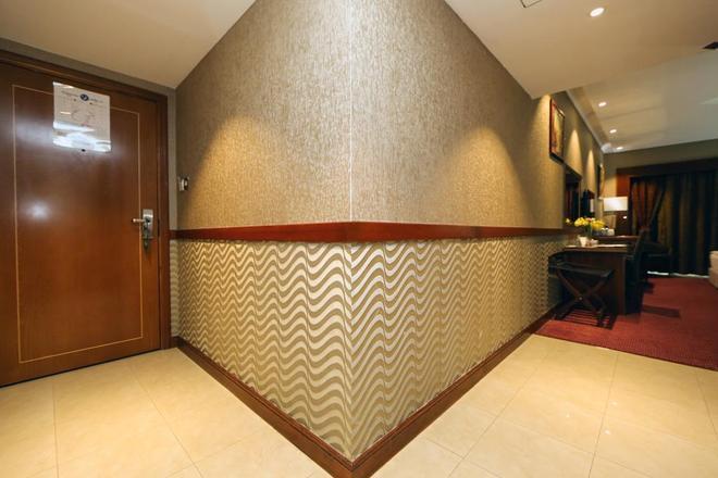 Sadaf Delmon Hotel - Dubai - Front desk