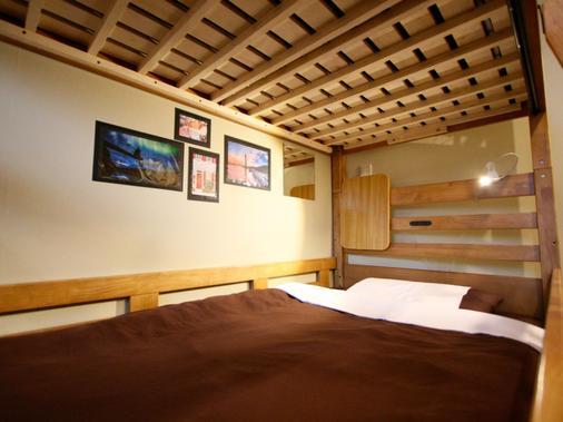 Osaka Guesthouse Nest - Hostel - Οσάκα - Κρεβατοκάμαρα