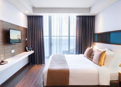 Citadines Bayfront Nha Trang - Nha Trang - Schlafzimmer