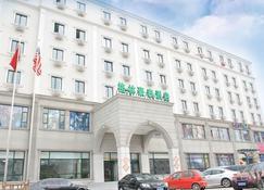 Greentree Inn Tianji Dagang Jinqi Road Hotel - Zhongtang - Byggnad