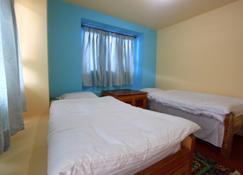 Himalayan Lodge - Nāmche Bāzār - Bedroom