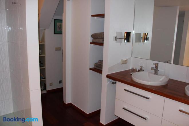 Chambre d'Hôtes Citabel'Air - Namur - Bathroom
