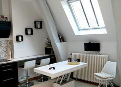 Studio À L'hôtel Jean Lebelin - Dijon