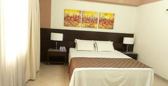 Hotel Alameda de la 10 - Эль-Побладо - Спальня