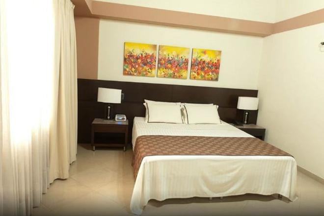 Hotel Alameda de la 10 - Medellín - Makuuhuone