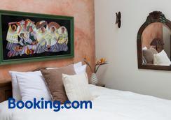 Hotel Ciudad Vieja - Ciudad de Guatemala - Bedroom
