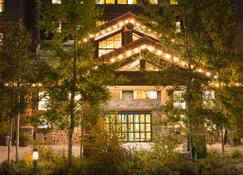 Teton Mountain Lodge And Spa - A Noble House Resort - Teton Village - Toà nhà