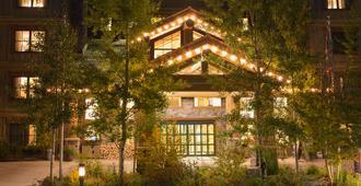 Teton Mountain Lodge and Spa, a Noble House Resort - Teton Village - Building