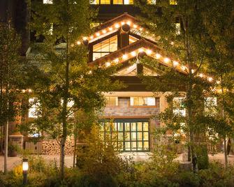 Teton Mountain Lodge And Spa - A Noble House Resort - Teton Village - Building