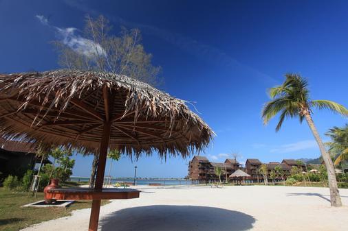 Ombak Villa Langkawi - Kampung Padang Masirat - Beach