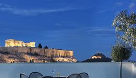 Acropolis Hill - Αθήνα - Μπαλκόνι