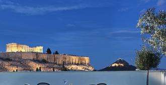 Acropolis Hill - אתונה - מרפסת
