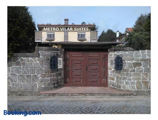 Metro Vilar Suites & Villas - Moreira - Building