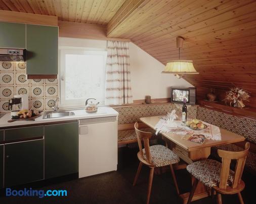 Plonerhof - Lagundo - Dining room