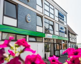 Rheinterrassen Hotel Café Restaurant - Bornheim - Gebouw