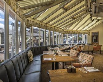 The Three Swans Hotel - Market Harborough - Ресторан