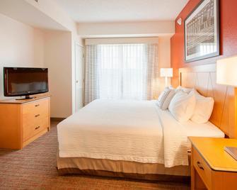 Residence Inn by Marriott Phoenix Goodyear - Goodyear - Bedroom