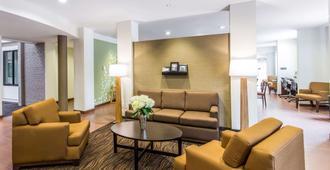 Sleep Inn Dallas Love Field-Medical District - Dallas - Lobby