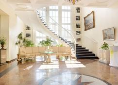 Kurhotel Sassnitz - Sassnitz - Lobby