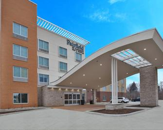 Fairfield Inn & Suites by Marriott Flint Grand Blanc - Grand Blanc - Building