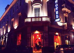 Hotel Alba - Pescara - Rakennus