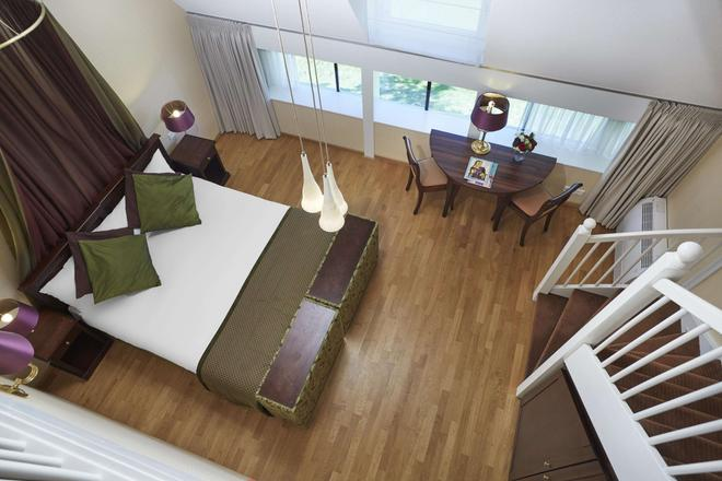 Grand Hotel Karel V - Utrecht - Phòng ngủ