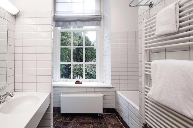 Grand Hotel Karel V - Utrecht - Phòng tắm