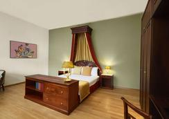 Grand Hotel Karel V - Utrecht - Bedroom