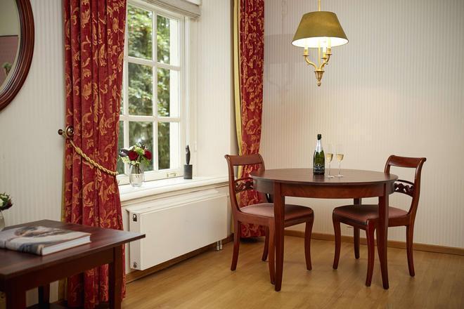 Grand Hotel Karel V - Utrecht - Phòng ăn
