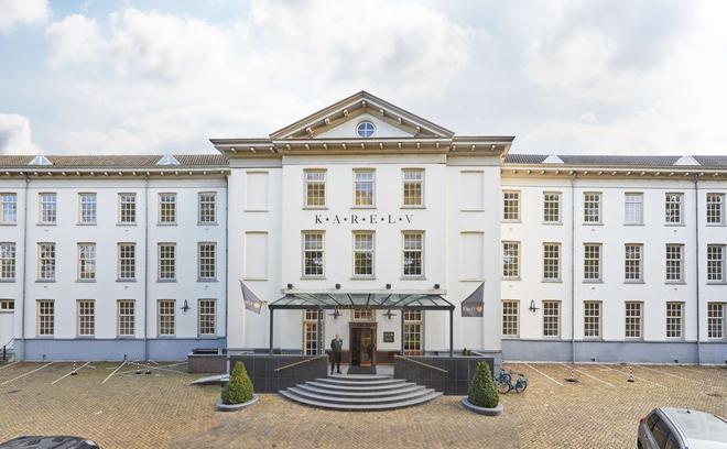 Grand Hotel Karel V - Utrecht - Toà nhà
