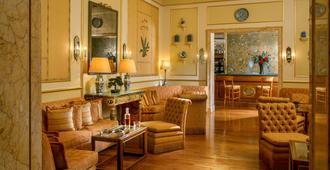 Hotel Degli Aranci - Roma - Resepsjon