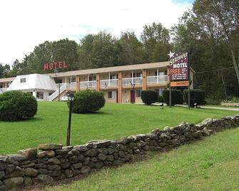 Stardust Motel - North Stonington - Edificio