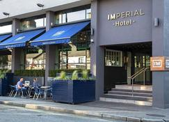 Imperial Hotel - Dundalk - Building
