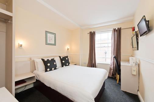 Riverhouse Hotel - Dublin - Slaapkamer