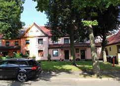 Pension Marta - Nordhausen - Byggnad