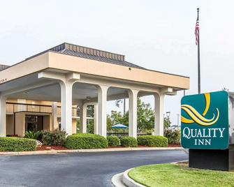 Quality Inn At the Mall - Valdosta - Valdosta - Gebouw