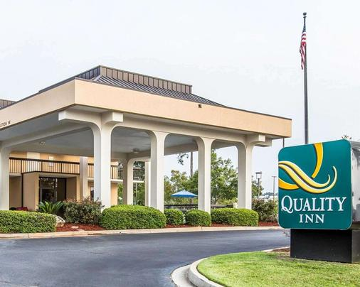 Quality Inn At the Mall - Valdosta - Valdosta - Building