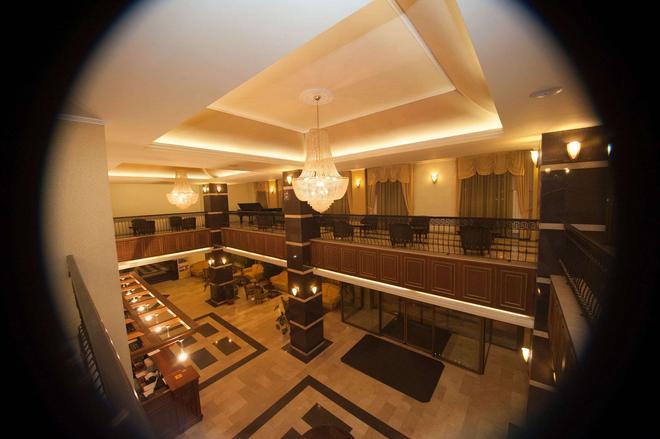 Central Hotel - Ploieşti - Lobby