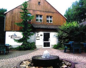 Hotel Zur Lochmühle - Penig - Edificio
