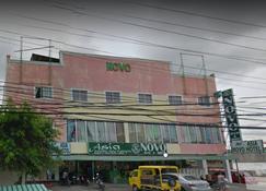 Asia Novo Boutique Hotel - Roxas - Roxas City - Building