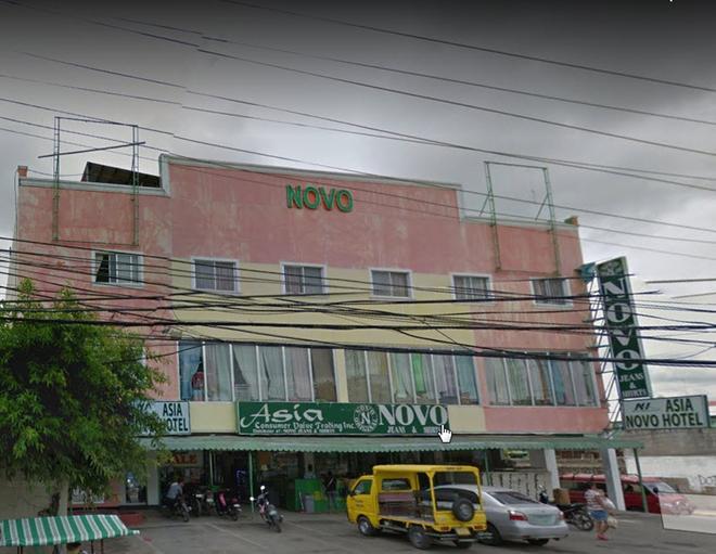 Asia Novo Boutique Hotel -Roxas - Roxas City - Building