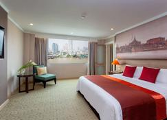 Ramada Plaza by Wyndham Bangkok Menam Riverside - Bangkok - Bedroom